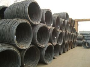 8mm Steel Wire Rod Q195/SAE1008 Low Carbon pictures & photos