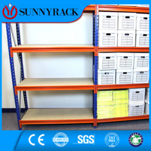 Medium Duty Q235 Steel Manual Storage Solution Medium Duty Shelving pictures & photos