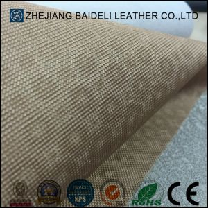 PVC Synthetic Leather Furniture Fabric with Fire Resistance pictures & photos