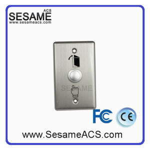Metal Transmitting Terminal Wireless Remote Control 1 Door Switch (SWBM) pictures & photos
