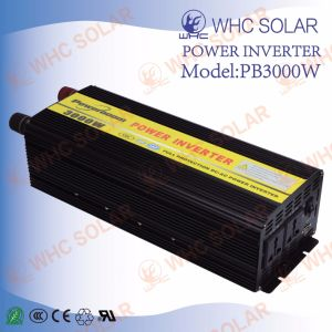 3000W 12V DC to 220V AC Solar Power Inverter pictures & photos