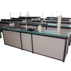 Chemistry Lab Furniture/Lab Cabinet/Laboratory Balance Table pictures & photos