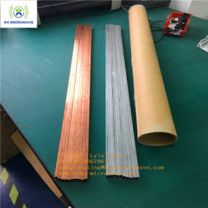 X Band Flat Rectangular Aluminum Copper Waveguide Tube pictures & photos
