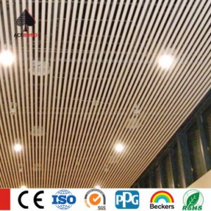 0.7mm Building Materials Baffle Aluminum Ceilings pictures & photos