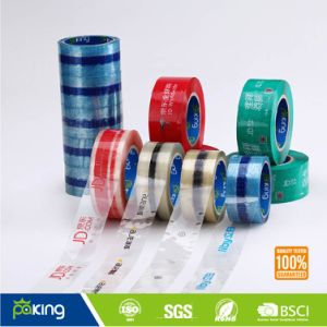 Custom Logo BOPP Printed Adhesive Tape for Carton Sealing pictures & photos