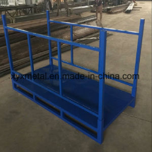 Textile Industrial Warehouse Stacking Storage Rack Fabric Rolls Stillage pictures & photos