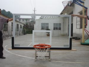 Tempered Laminated Basketball Backboard, Glass for Basketball Board (For Adults) pictures & photos