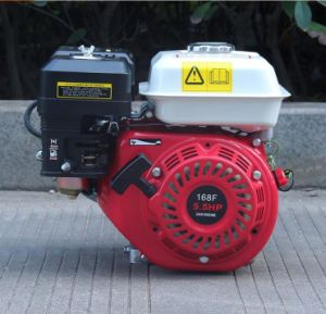 Good Quality 5.5HP Gasoline/Petrol Generator Engine pictures & photos