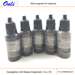 Organic Pigment for Micropigmentation pictures & photos