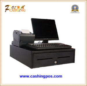 Heavy Duty Cash Drawer for POS Peripherals Durable Slides Rj11 Connector pictures & photos