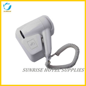 Hotel Mini Hair Dryer with Good Spiral Cord pictures & photos