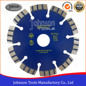 125mm Laser Saw Blade for Reinforced Concrete pictures & photos