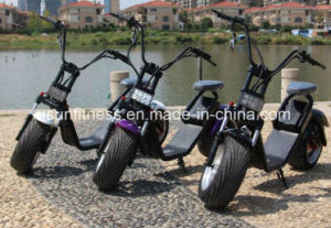 1000W City Coco Electric Scooter with Ce pictures & photos