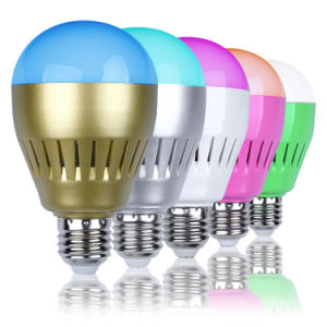 Bluetooth Smart LED Music Speaker Bulb pictures & photos