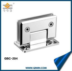 Stainless Steel Bathroom Glass Door Clamp in Shower Hinge Series (GBC-204) pictures & photos