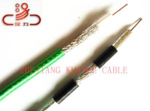 Coaxial Cable 50 Ohm Rg213/Computer Cable/ Data Cable/ Communication Cable/ Connector/ Audio Cable pictures & photos