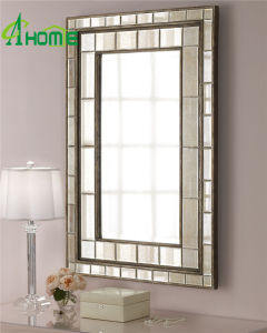 High Quality Very Cheaper Rectangle Wall Mirror pictures & photos