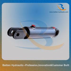 Manual Hydraulic Steering Cushion Cylinder with Clevis pictures & photos