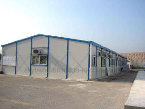Quick Installation Prefabricated Temporary Living Site Office for Africa pictures & photos