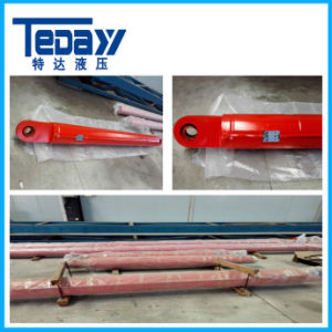 Chinese Double Acting Hydraulic Cylinder for Rotary pictures & photos