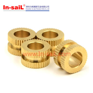 Aluminium Alloy Flat Sheet Bush Insert pictures & photos