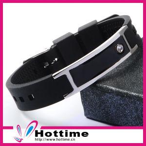 Adjustable Size Enamel Color Energy Bracelet (CP-JS-ND-001) pictures & photos