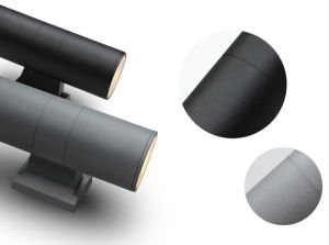 High Power Outdoor LED up Down Wall Sconce Lighting 9W*2 ETL/cETL Approved pictures & photos