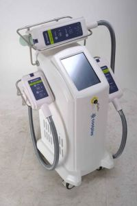 Cryolipo Fat Freezing and Shockwave Slimming Coolplas Vacuum Cryotherapy Cavitation Slimming Machine pictures & photos