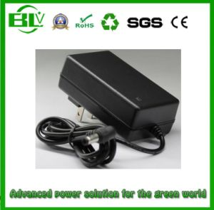 Smart AC/DC Adapter for Battery About 25.2V1a Battery Charger with Customized Socket pictures & photos