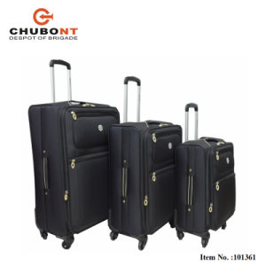 Chubont  Nylon Waterproof Leisure Suitcase Soft Case pictures & photos
