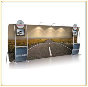 Trade Show Portable Booth Display with Double LCD Display Sets pictures & photos