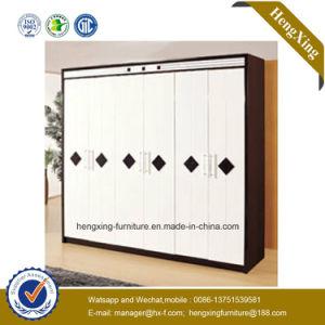 Melamine Wardorbe Closet MDF Storage Furniture (HX-S2603) pictures & photos