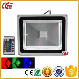 110 Volt 30 Watt LED Flood Light RGB Outdoor LED Flood Light pictures & photos
