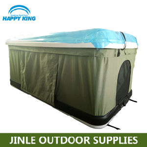 Outdoor Camping Tent Car Roof Top Tent ABS Shell Hard Top Tent pictures & photos