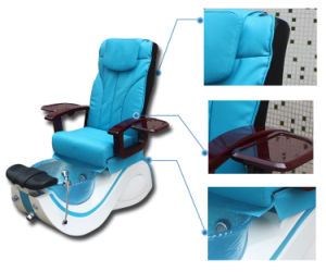 PU Hot Sale Pedicure Chair with Foot SPA (C1-26) pictures & photos