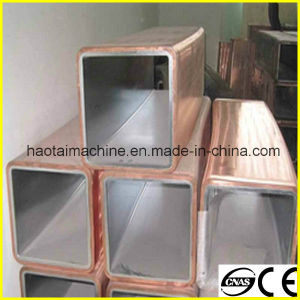 Copper Mould Tube for Continuous Casting Machine China pictures & photos