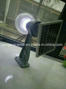 Sensor Outdoor Solar Wall Lamp Waterproof LED Light pictures & photos