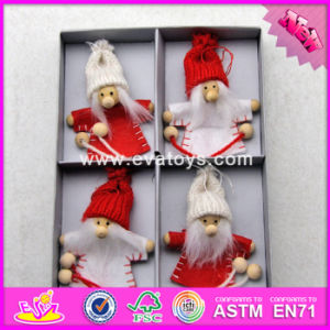 2017 New Products Baby Cartoon Characters Wooden Cloth Dolls W02A226 pictures & photos