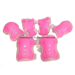 Children Sports Knee Elbow Palm Pads Protector for Skating, Bicycle pictures & photos