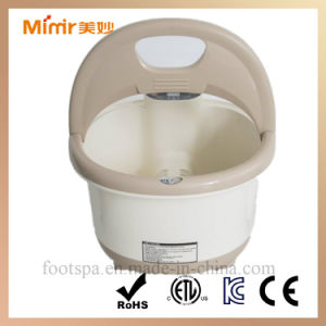 Mimir Foot Massager with Heating Bath pictures & photos