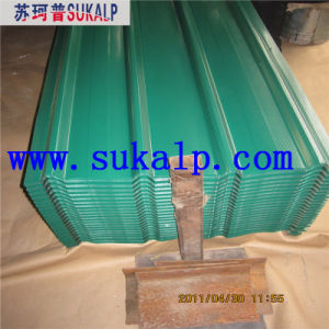 900mm Prepainted Corrugated Steel Coil pictures & photos
