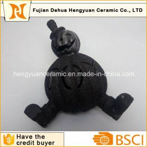 Black Pumpkin Light for Halloween Indoor Decoration pictures & photos