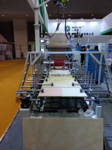 MDF Furniture Decorating Hot Melt adhesive TUV Certificated Woodworking Wrapping Machine pictures & photos