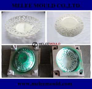 Mould Product Plastic Fruit Dish Mold Dish Mould (MELEE MOULD -266) pictures & photos