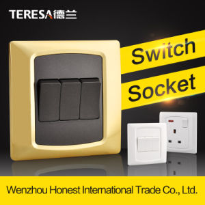 Switch Socket Functional Socket 13A with Neon pictures & photos
