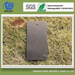 Rough Textured Antique Black Copper Hammertone Powder Coating