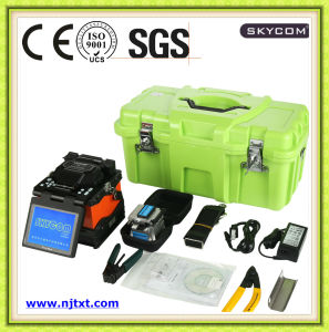 Ce SGS Approved Optical Fiber Fusion Splicer (T-108H) pictures & photos