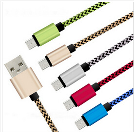 Colorful Lightning /Micro /USB -C Data Charging Cable for Wholesale pictures & photos