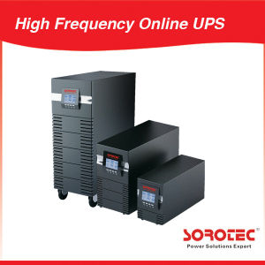 Digital Display Online UPS 3kVA with Battery Inside pictures & photos