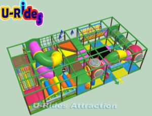 New Design Naughty Castle Indoor Playground pictures & photos
